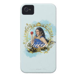 Case-Mate iPhone 4 Barely There Universal Case with Descendants Evie: Future Queen design