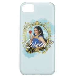 Case-Mate Barely There iPhone 5C Case with Descendants Evie: Future Queen design