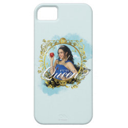 Case-Mate Vibe iPhone 5 Case with Descendants Evie: Future Queen design