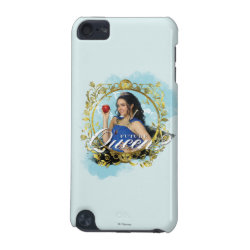Case-Mate Barely There 5th Generation iPod Touch Case with Descendants Evie: Future Queen design
