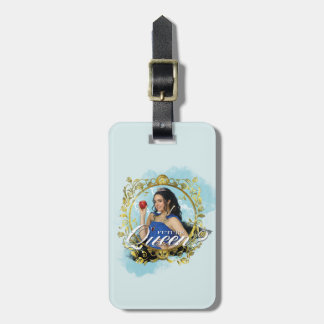 Evie - Future Queen Luggage Tag