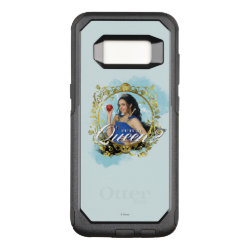 Iconic: Cinderella Framed OtterBox Commuter Samsung Galaxy S8 Case