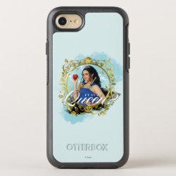 OtterBox Apple iPhone 7 Symmetry Case with Descendants Evie: Future Queen design