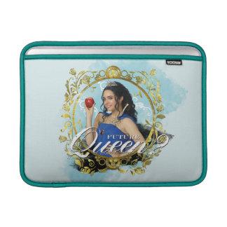 Evie - Future Queen Sleeve For MacBook Air