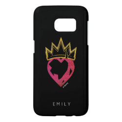 Case-Mate Barely There Samsung Galaxy S7 Case with Descendants Evie: Future Queen design