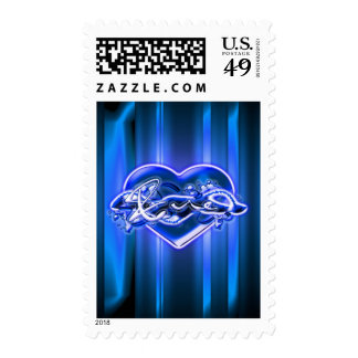 Evie Postage Stamps