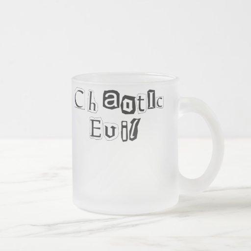 Evil1 Tazas De Café