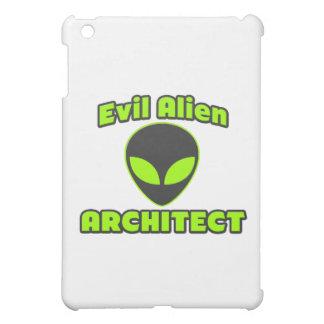 Evil Alien Architect iPad Mini Cover