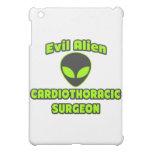 Evil Alien Cardiothoracic Surgeon iPad Mini Covers