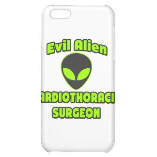 Evil Alien Cardiothoracic Surgeon iPhone 5C Cases