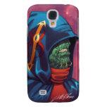 Evil Alien Diplomat Art by Al Rio Samsung Galaxy S4 Cover