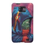 Evil Alien Diplomat Art by Al Rio Samsung Galaxy SII Cases