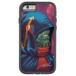Evil Alien Diplomat Art by Al Rio Tough Xtreme iPhone 6 Case