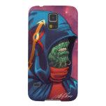Evil Alien Diplomat Art by Al Rio Case For Galaxy S5