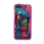 Evil Alien Diplomat Art by Al Rio iPhone 5/5S Covers