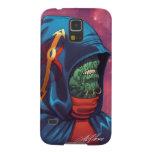 Evil Alien Diplomat Art by Al Rio Galaxy S5 Case