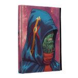 Evil Alien Diplomat Art by Al Rio iPad Cases
