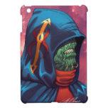 Evil Alien Diplomat Art by Al Rio iPad Mini Case