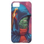 Evil Alien Diplomat Art by Al Rio iPhone 5C Covers