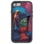 Evil Alien Diplomat Art by Al Rio iPhone 6 Case