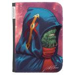 Evil Alien Diplomat Art by Al Rio Kindle 3G Covers