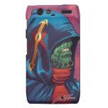 Evil Alien Diplomat Art by Al Rio Razr Case