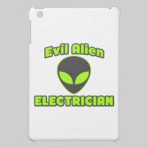 Evil Alien Electrician iPad Mini Case