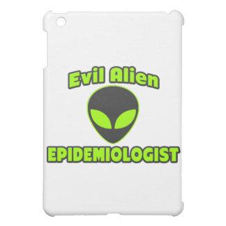Evil Alien Epidemiologist Case For The iPad Mini