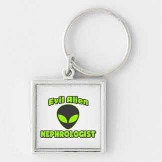 Evil Alien Nephrologist Keychains