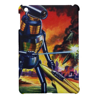 Evil Alien Robot iPad Mini Case