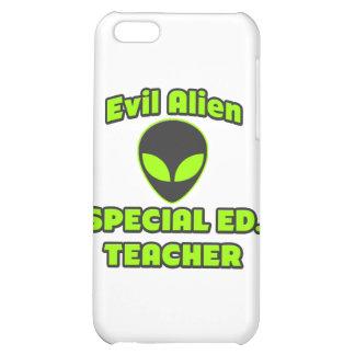 Evil Alien Special Ed. Teacher iPhone 5C Case