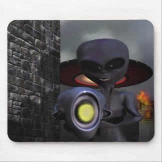 Evil Aliens Mousepad