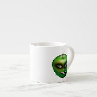 {Evil Apple} Espresso Mug