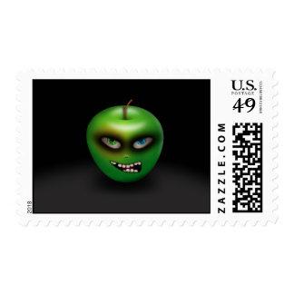 {Evil Apple} Postage