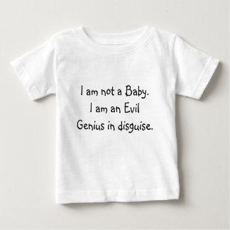Evil Babies Baby T-Shirt