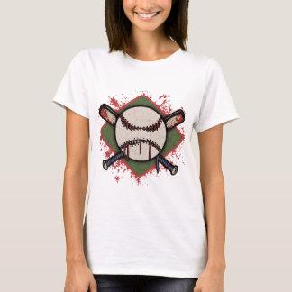 Evil Ball & Cross Bats T-Shirt