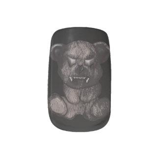 Evil Bear Minx ® Nail Wraps