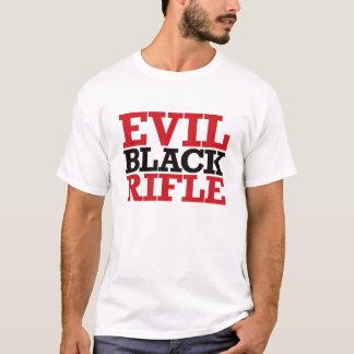 Evil Black Rifle - Red and Black T-Shirt