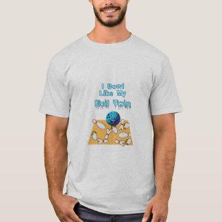 Evil Bowling Twin T-Shirt