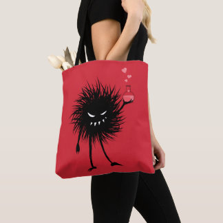 Evil Bug With A Love Potion Tote Bag
