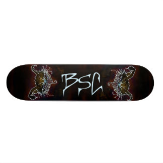 Evil Bunnie 2 Skateboard Deck