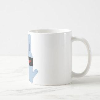Evil Bunny Coffee Mug