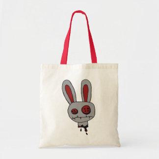 Evil Bunny Head Bag