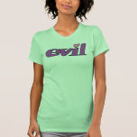 evil (but cute) tee shirts