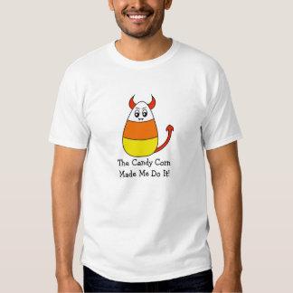 Evil Candy Corn T-Shirt