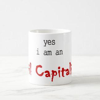 Evil Capitalist Mug