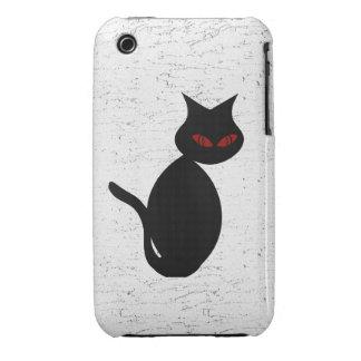 Evil Cat 3G iPhone Case