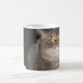 Evil Cat Mug