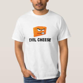 Evil Cheese Light T-Shirt