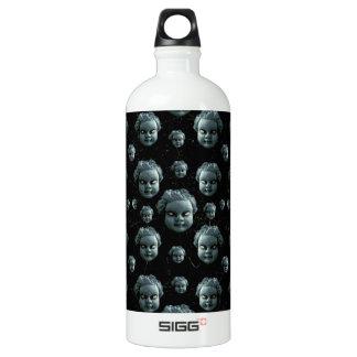 Evil Child Expression Pattern SIGG Traveler 1.0L Water Bottle